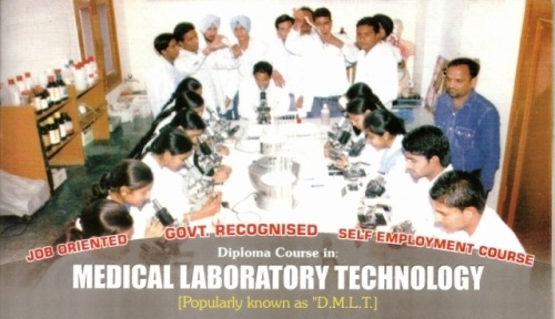 Medical Laboratory Technology ( DMLT)